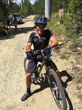 New Breckenridge recreation director Scott Reid. Reid moves into the position after 10 years with the open space and trails department.