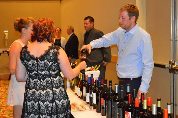 The 33rd annual Wine in the Pines fundraiser for Ability Connection Colorado was held Saturday, Oct. 22, 2016.