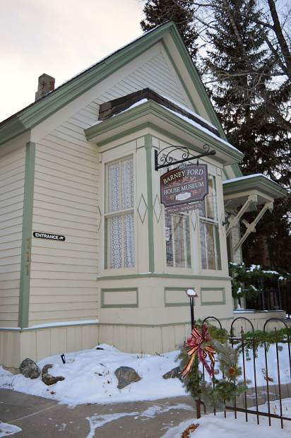 Robin Theobald — who lived in the home until he was 12 — restored the house in partnership with the town to become the Barney Ford House Museum, which opened in 2004.