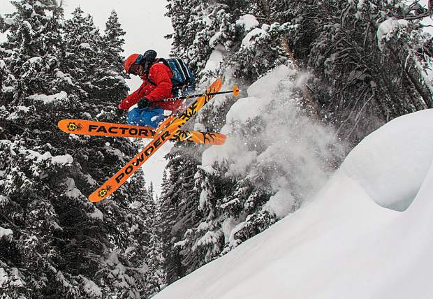 Loveland Ski Area had a 72-hour total of 23 inches.