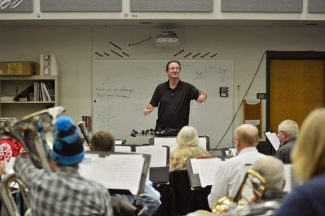 See The Summit Concert Band's spring concert on Thursday