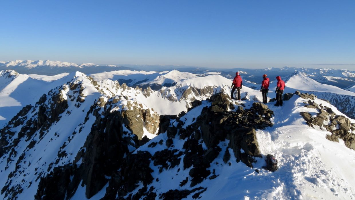 The rescue of two climbers on Quandary Peak took an over-night effort for the Summit County Rescue Group, which got assistance from the Army National Guard and Mountain Rescue Aspen.