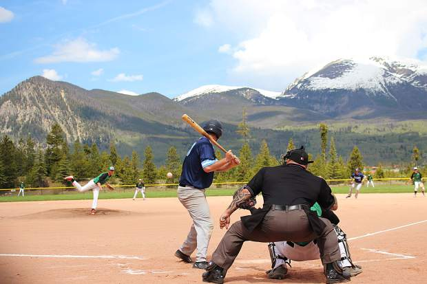 Ben Wiley started for Summit in Tuesday's game against the GameDay Saints. The Black Diamonds lost the game, 2-7.