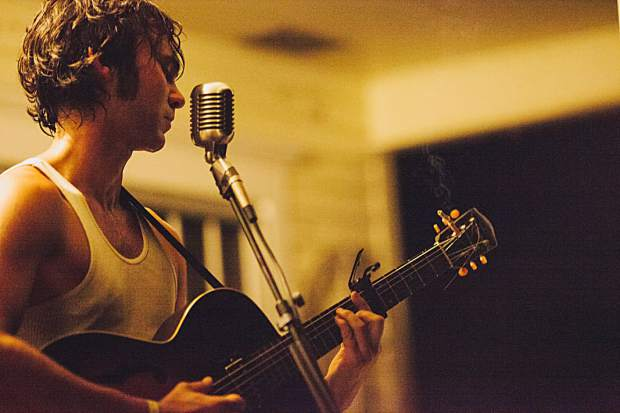 Shakey Graves is recording an album at Kevin Costner's house in Aspen