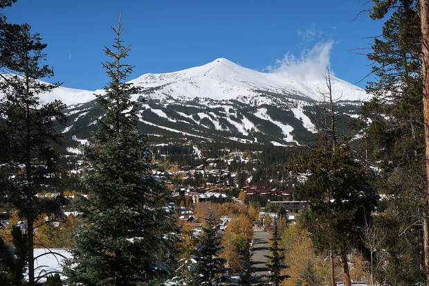 Breckenridge Ski Resort.
