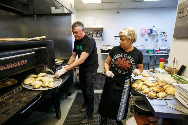 Born in Argentina, couple ecstatic to open empanada eatery in Silverthorne