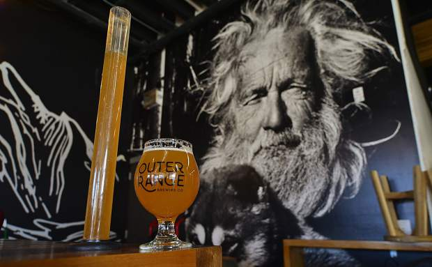 Ranked second-best new brewery by USA TODAY, Outer Range plans 'We Almost Won!' party