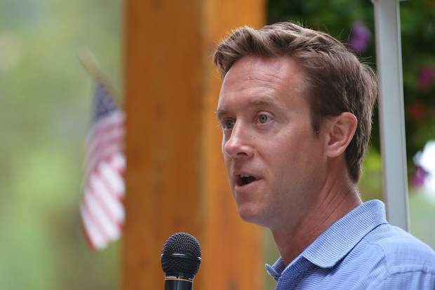 Former state Sen. Mike Johnston, 42, grew up in Vail before representing Northeast Denver's House District 33 for three terms until this past January. He is viewed by many as an authority on public education reform.