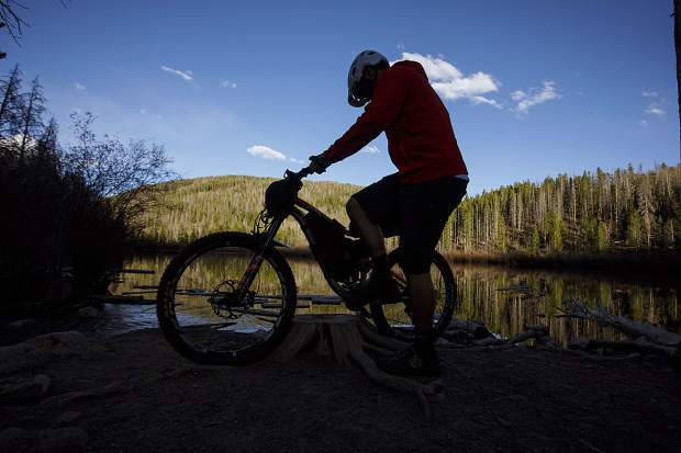 Bikepack pilgrimage: Frisco's Zach Husted pedals through Colorado Trail in 11 days (podcast)