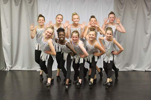"The tap 5 class at Alpine Dance Academy will be performing ""Do You Believe in Magic?"" on Saturday at the Rivewalk Center in Brecknridge. The dancers are Leah Wilson, Brooke Kasprzyk, Jaye Muller, Kristina Fedynska, Rae Liebendorfer, Piper Smith, Gabby Braner, Lindsey McBride, Chanel Richmond and Lilly Ramsay."
