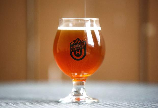 HighSide Brewery Friday, May 18, on Main Street in Frisco.
