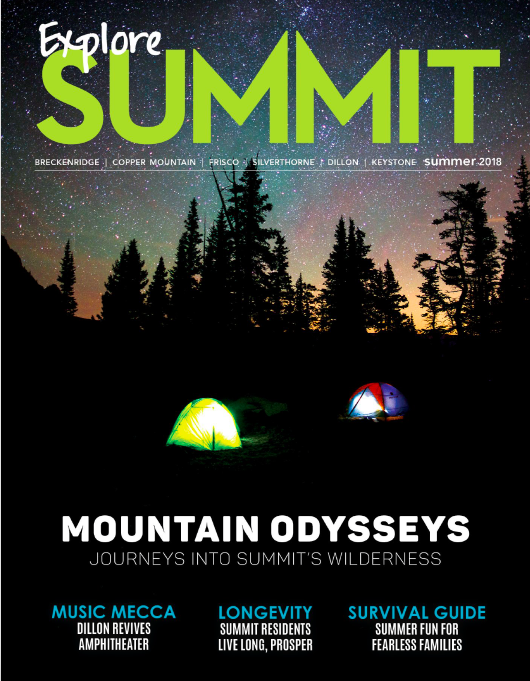 Explore Summit: Summer 2018