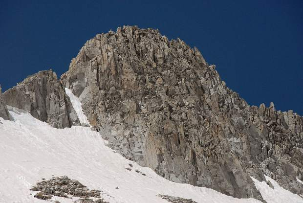 Kim Fenske of Copper Mountain took this photo of the14,092-foot Snowmass Mountain.