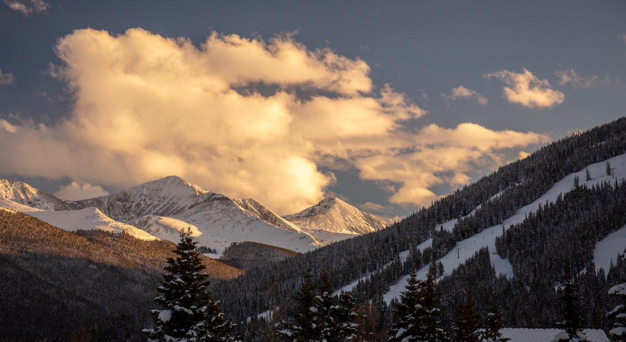 Copper Mountain Resort opens Friday morning with 275 acres of skiable terrain based out of East and West villages.