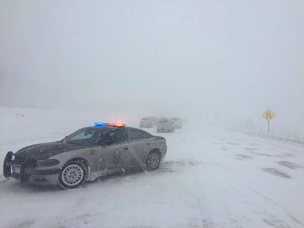 Winter storm left over 100 motorists stranded in Frisco as