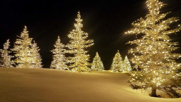 Holidays in spirit at Copper Mountain.
