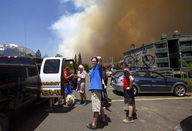 Officials urge Summit County residents to take steps to prepare for wildfire season