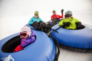 Frisco Adventure Park extends tubing season, hosting Wounded Heroes