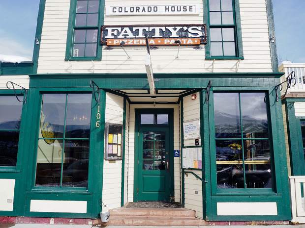 Longtime owner John Daisy has sold Fatty's Pizzeria, a business that's existed in Breckenridge since 1975. The new owners, Peter and Stacy Joyce, have leased out the restaurant to the same people who operate the Relish and Twist restaurants in Breckenridge and say they expect to make only minor changes at the longstanding business.