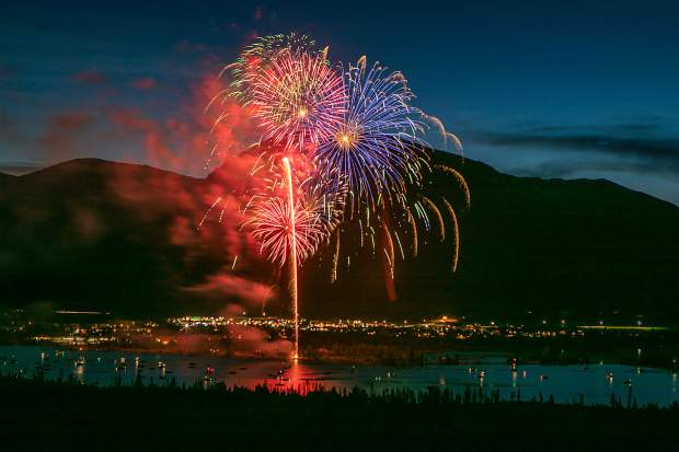 Dillon continues conversations on July 4 fireworks, despite