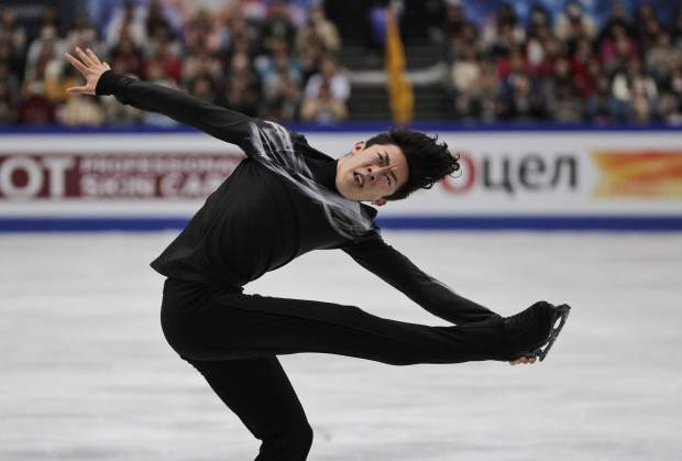 Chen produces spectacular free skate to win gold at worlds