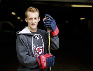Summit hockey player Ben Carlson grows as player, person during year in Virginia