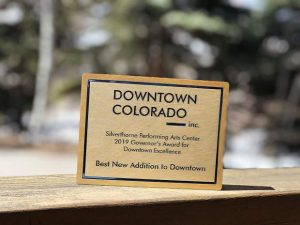 Silverthorne Performing Arts Center named 'Best New Addition to Downtown'