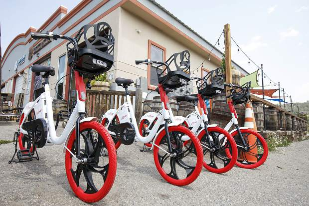 Summit County approves the use of Class 1 e-bikes on the county rec path system