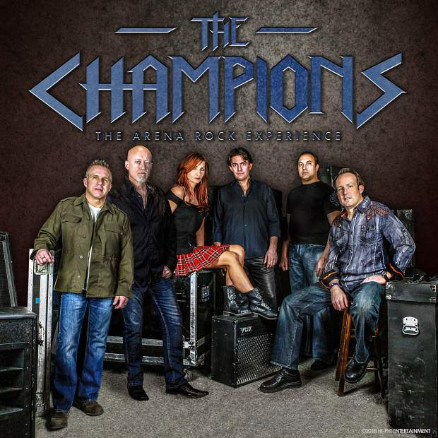 The Champions, a Colorado '80s rock band, will perform during the Breckenridge Spring Beer Festival.