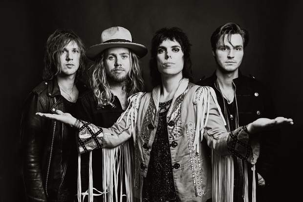 British rock band The Struts will perform at Copper Mountain Resort's 19th annual Sunsation event on Sunday, April 21, at 3:30 p.m. at Burning Stones Plaza. The band has played with The Rolling Stones, The Who, Guns N' Roses and Motley Crue.