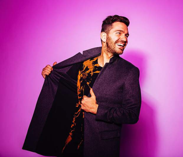 Popstar Andy Grammer headlines Copper Mountain Resort's 19th annual Sunsation celebration. Grammer will perform on Saturday, April 20, at 3:30 p.m. at Burning Stones Plaza.