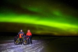 Steamboat's Manic Training owner pedals across the Alaskan tundra in fat bike race