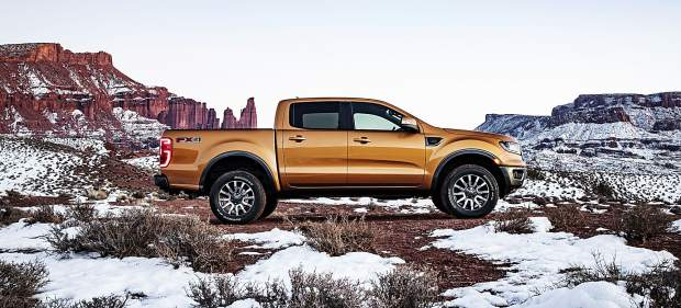 Mountain Wheels: Ford's mid-size Ranger pickup returns with turbo power