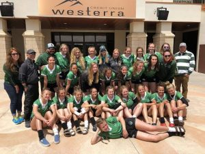 Playing in different format, Summit High girls rugby wins third place at nationals