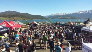 Attend the Lake Dillon Beer Festival this Saturday