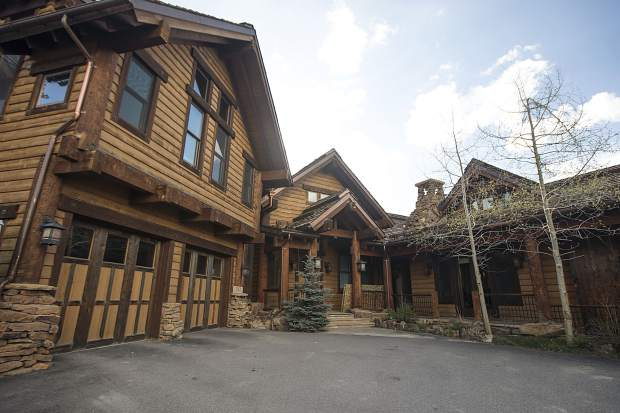 Luxury housing sales boom in Summit County ahead of busy summer months