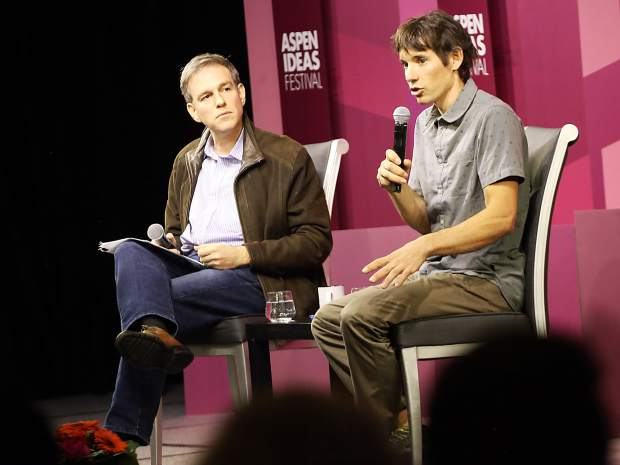 Climber Alex Honnold talks 'Free Solo' experience as part of