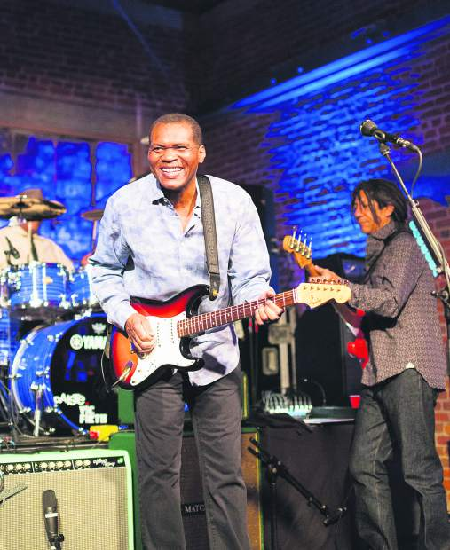 Robert Cray Band will perform for free at the Dillon Amphitheater, W. Lodgepole St., on Friday, July 12, at 7 p.m. Robert Cray has been bridging the lines between blues, soul, and rhythm and blues for the past four decades, with five Grammy wins and over 20 acclaimed albums.
