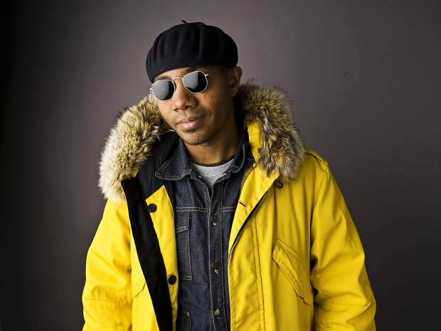 Multimedia artist DJ Spooky will perform at the Riverwalk Center on Tuesday, Aug. 13, as part of the Breckenridge International Festival of Arts.