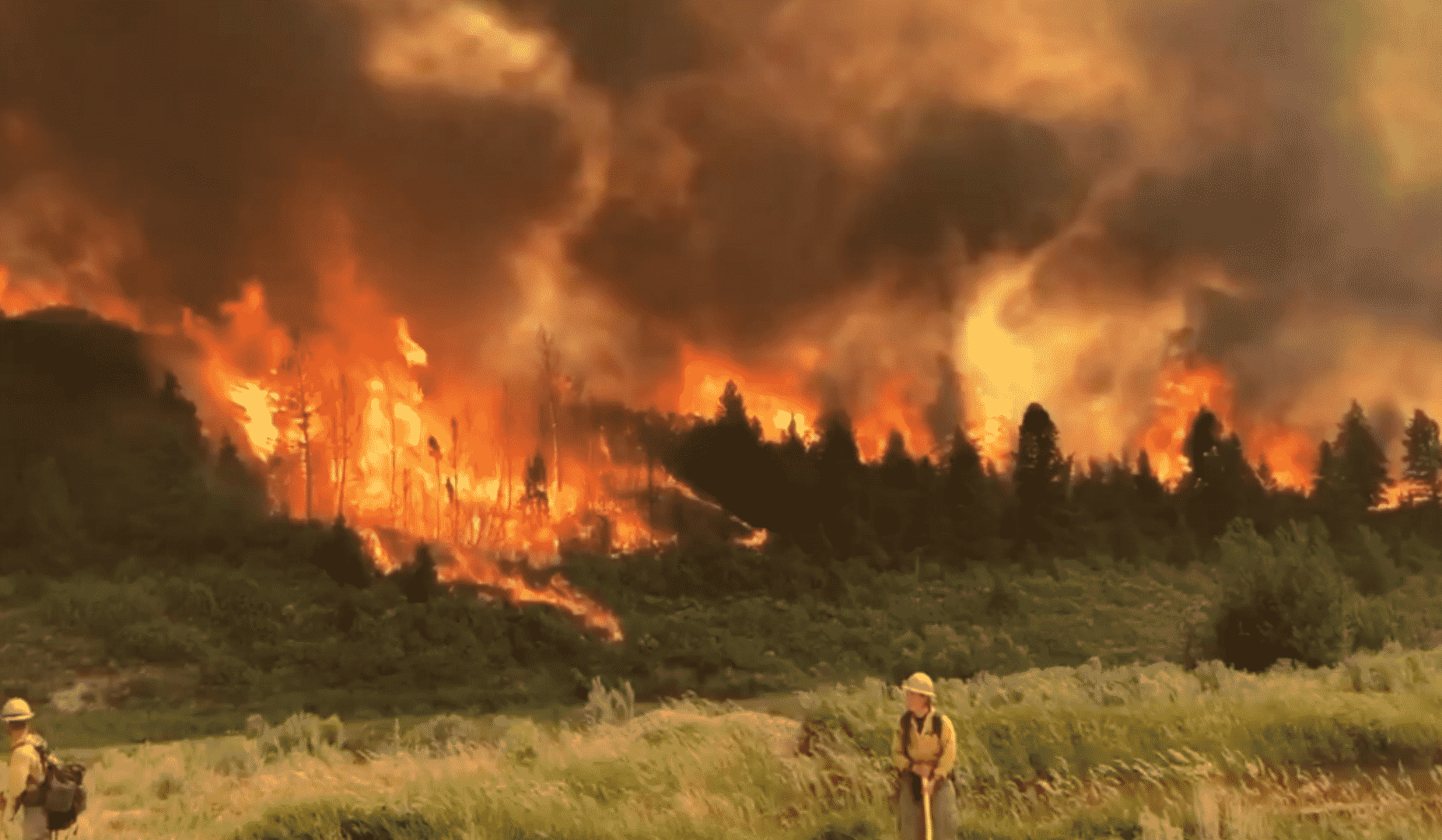 Colorado wildfire roundup: Fires burning across the state